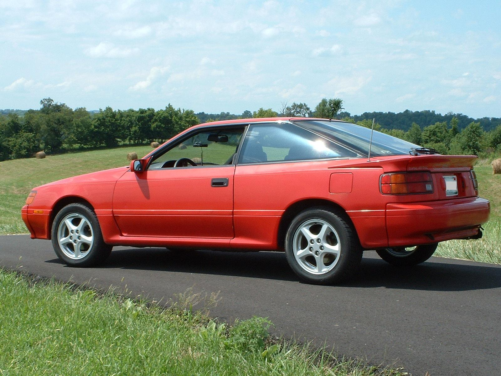 1988 toyota celica all trac turbo for sale. Black Bedroom Furniture Sets. Home Design Ideas